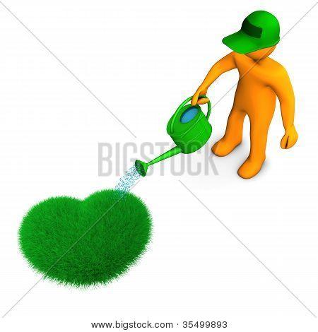 Gardener With Heart
