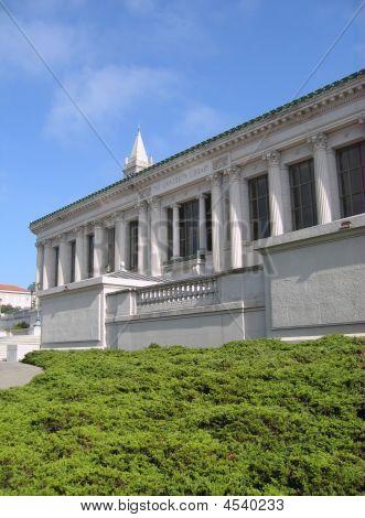Library, Berkeley University
