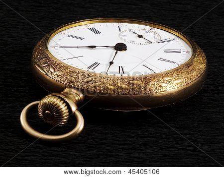 Golden Pocketwatch