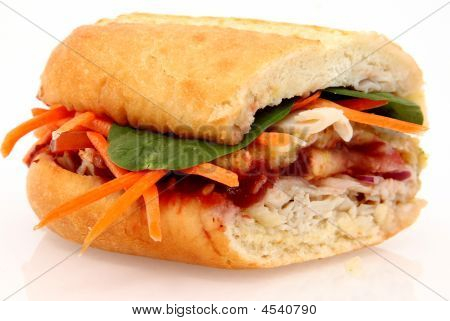 Turkey And Dressing Sub