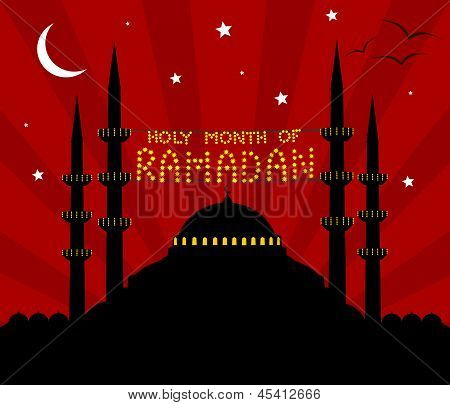 Holy Month Of Ramadan