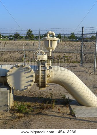 Large Water Piping