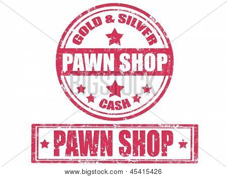 Pion Shop-stempel