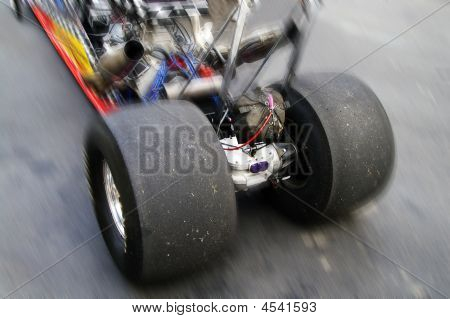 Dragster Tires