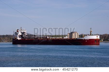 Ore carrier