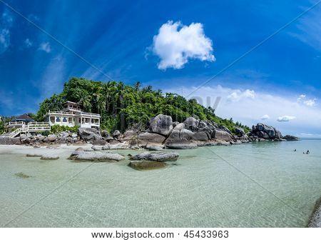 Resort tropical Ko Samui Beach