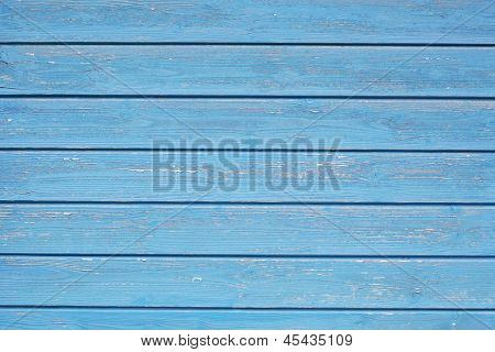 blue wooden texture may used as background.