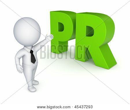 Palabra PR.