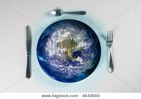 Starving Planet