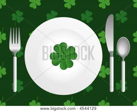 St. Patrick's Silverware