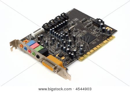 Pc Sound Card