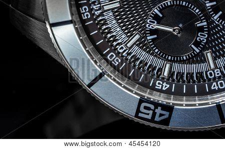 Chronometer Macro