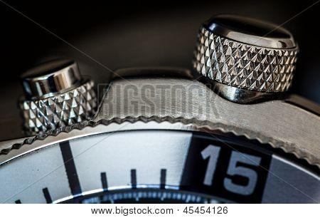 Chronograph Detail