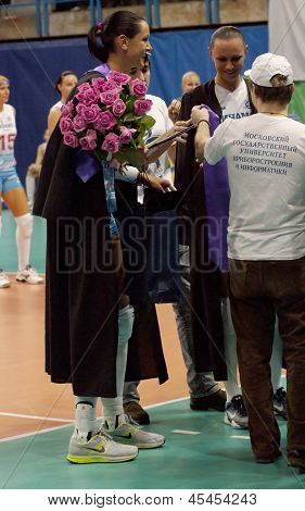 V. Goncharova And N. Obmochaeva