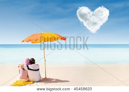 Romantic Whitehaven Beach