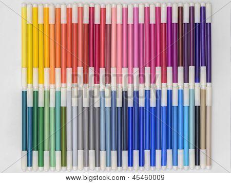 Rainbow Markers 01