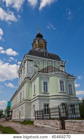 Orthodox Nicholas-zaretsky  Church (1734), Tula, Russia