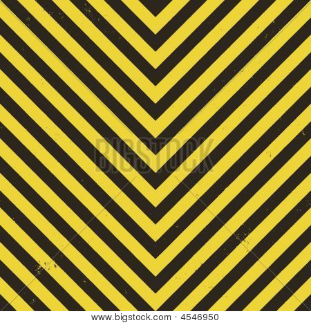 Tight Hazard Stripes Vector