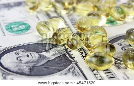 Dollars and omega 3