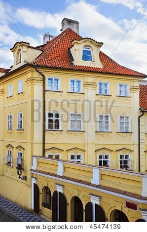 House In Prague