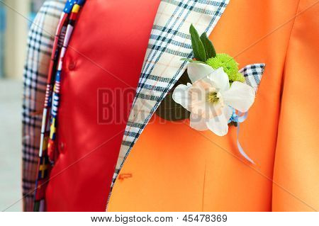 Narcissus Boutonniere