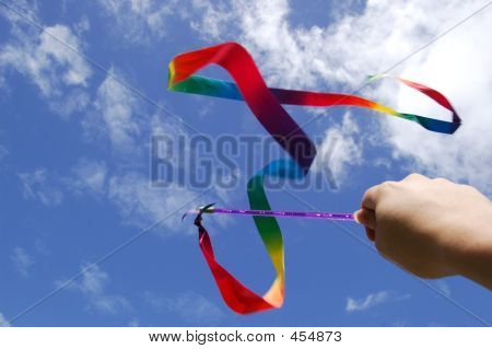 Swing The Rainbow Ribbon