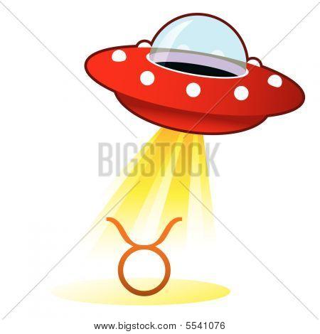 Taurus on UFO