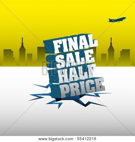 Final sale half price