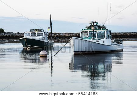 maine's boats