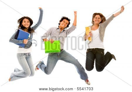 Excited Students