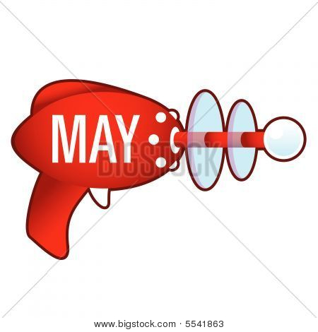 May on retro raygun