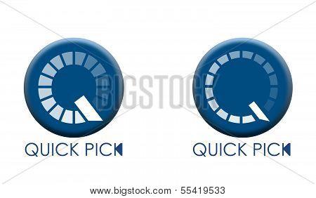 Quick Pick Icon