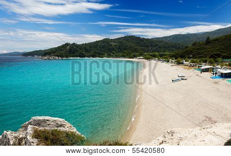 Oneiru Beach, Armenistis
