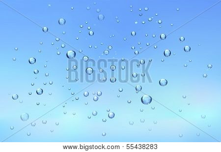 Wasser frisch background