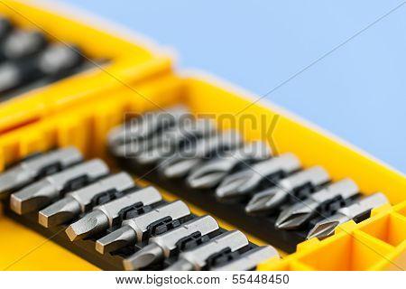 Screwdriver Insert Bits