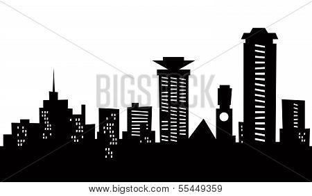 Cartoon Nairobi