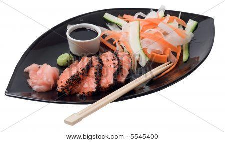 Asia salmon