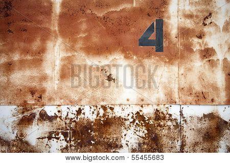 Rusty Warehouse Doors