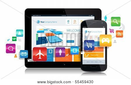 Smartphone Tablet Apps