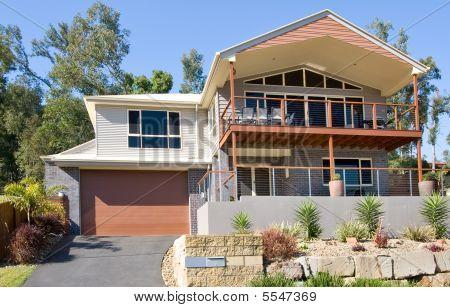 Modern Highset House