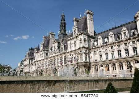 Paris City Hall