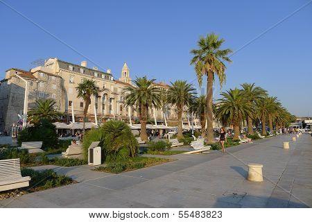 Ancient Split City