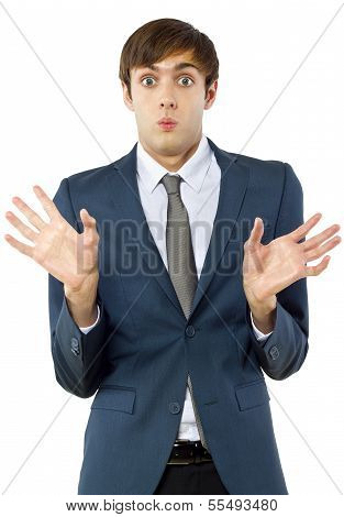 Businessman Expressions