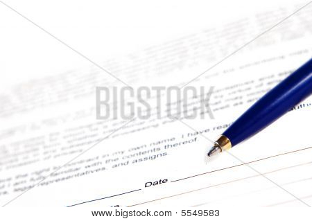 Signature The Document
