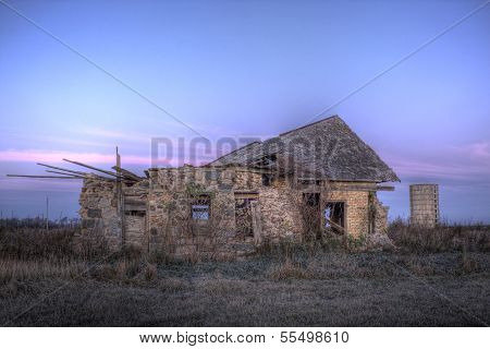 Old Farmhouse