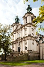 foto of stanislaus church  - St - JPG