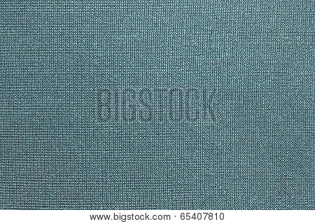 Indigo Background Of Texture Synthetic Fabric