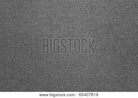 Texture Of Gray Nylon Fabric