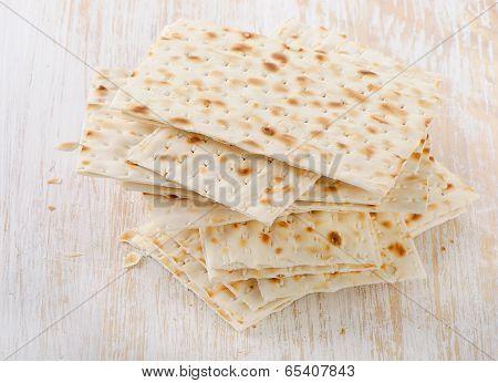 Matzoh - Jewish Passover Bread
