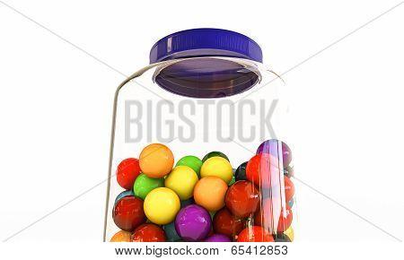 Gumball Jar